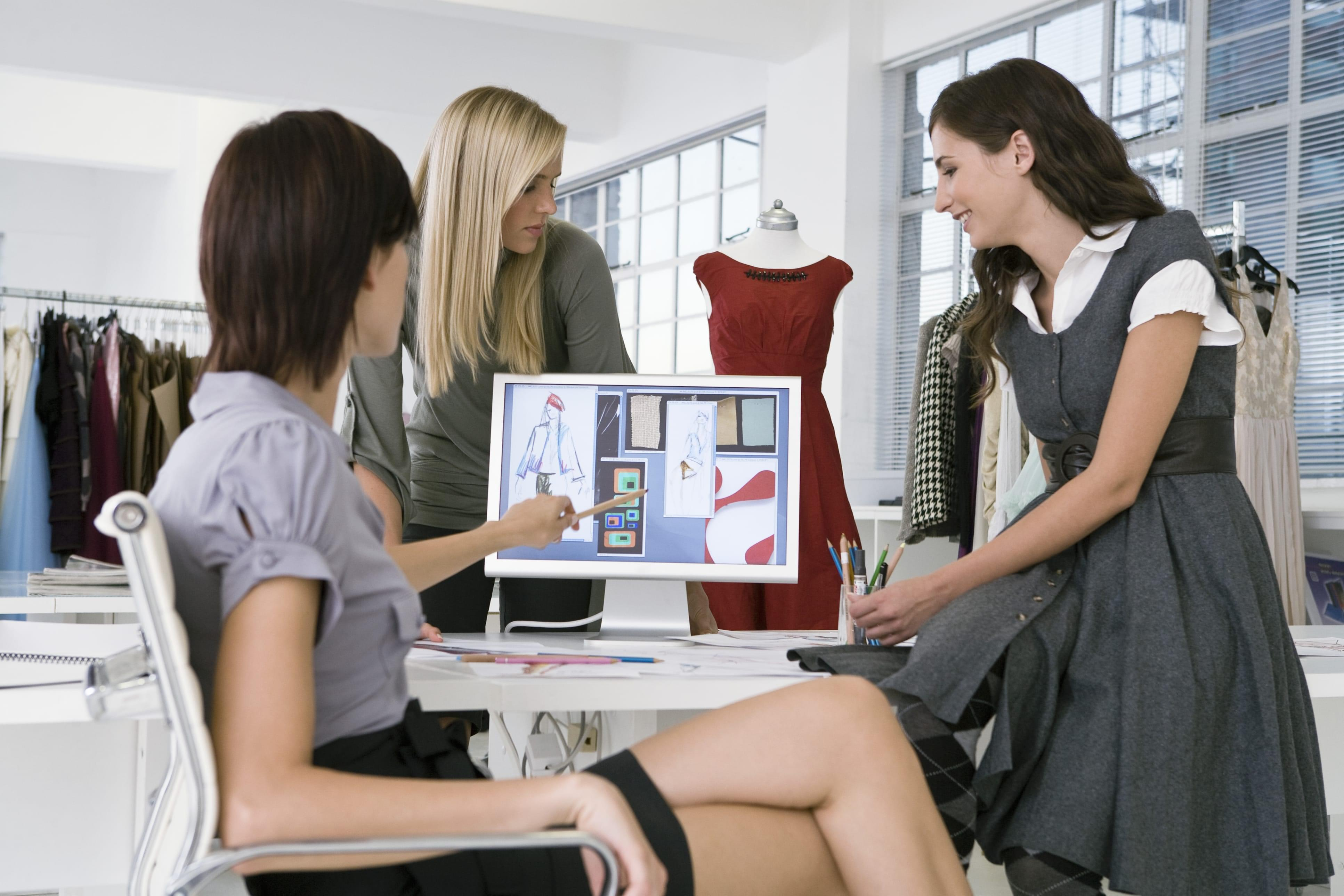 Careers in fashion merchandising 35
