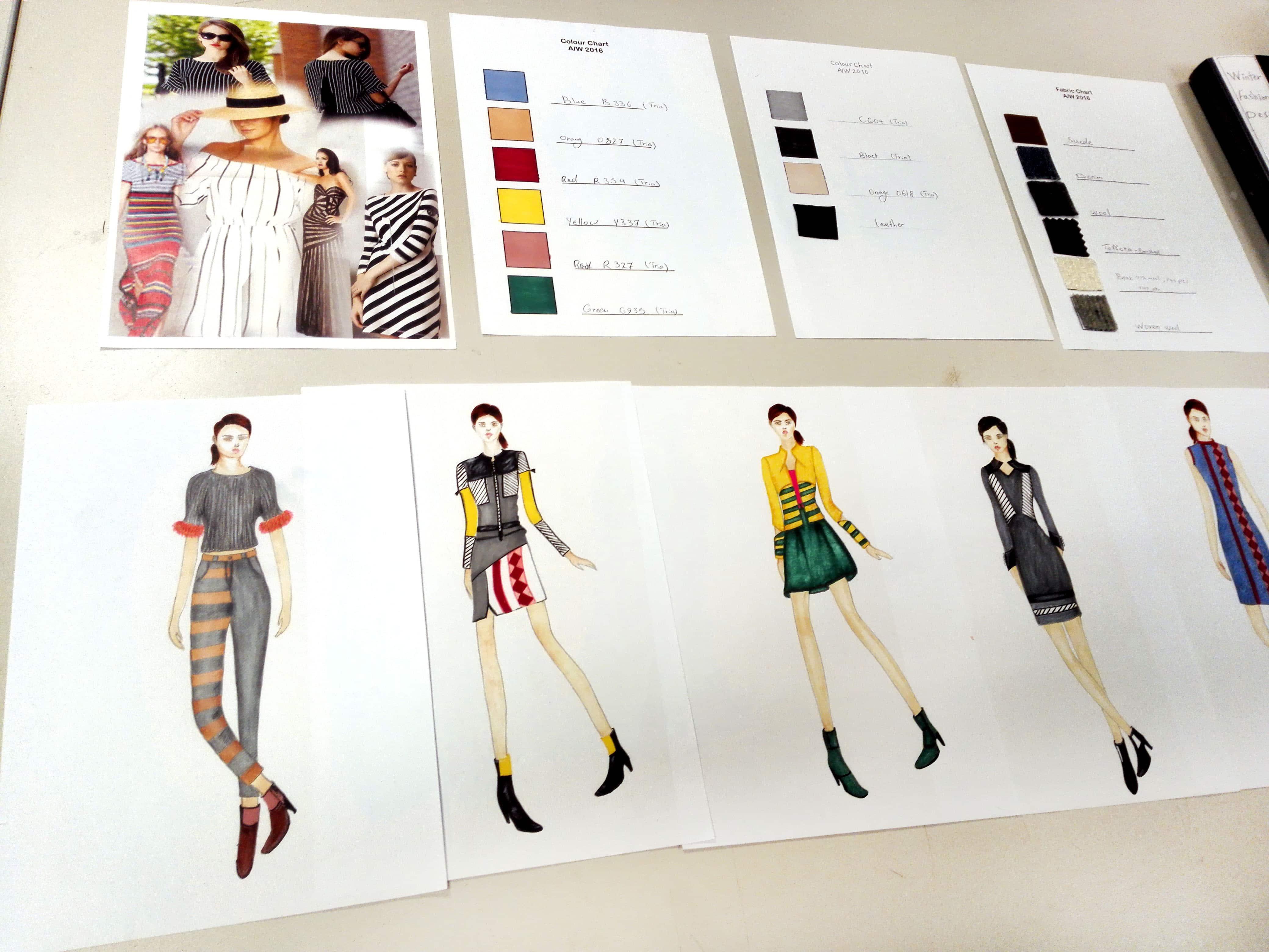 Fashion graphic design courses 66