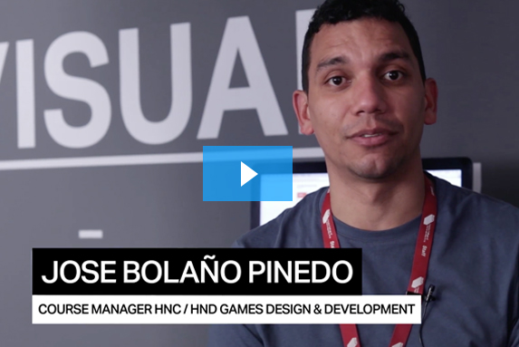 LCCA HNC-D Games Design & Development