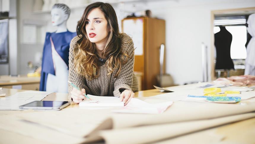 How To Become A Fashion Designer Lcca
