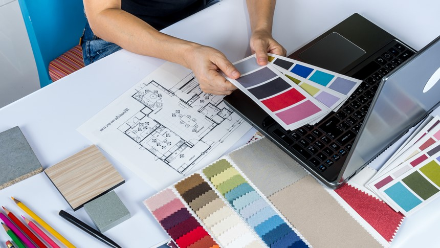 What does an interior designer do? | LCCA