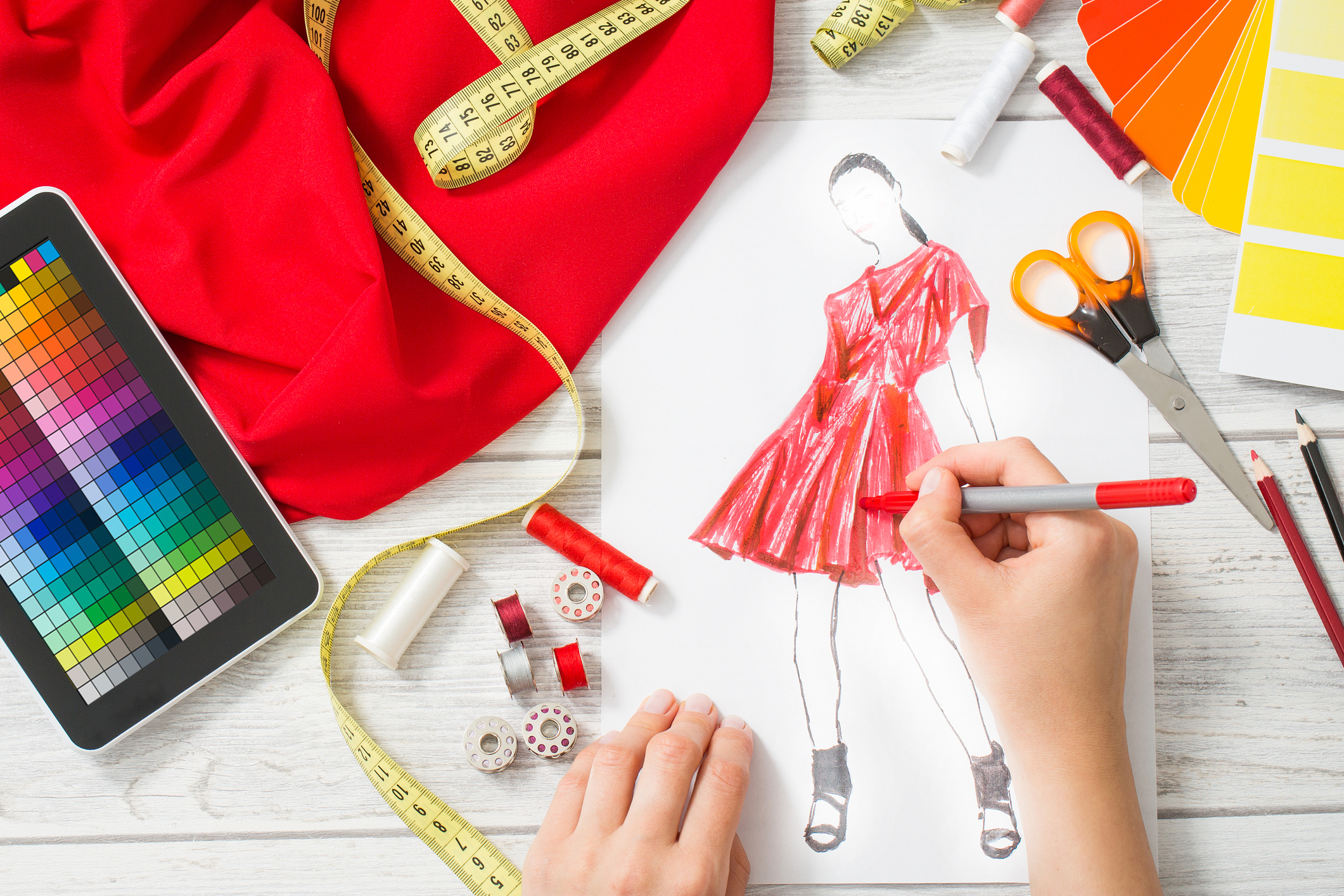 How To Become A Successful Fashion Designer Lcca