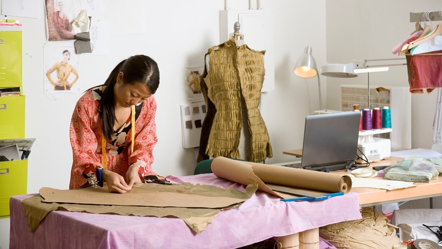 Fashion design jobs you didn't know about