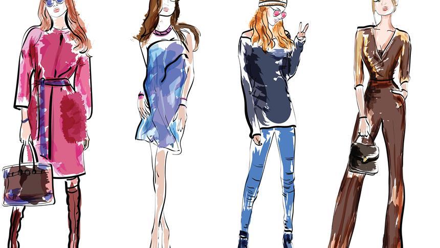 How To Create A Fashion Portfolio Lcca
