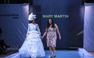 Fashion alumna takes part in Mercedes Benz Fashion Week