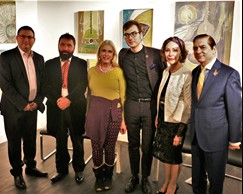 LCCA hosts panel discussion on role of art in modern society
