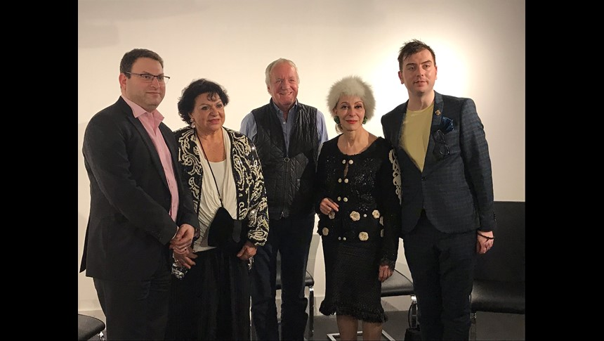 LCCA hosts 2nd panel discussion: 'The artist – an aristocrat of the feeling'
