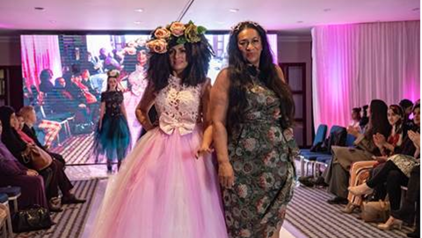 Fashion alumna featured in the Belfast Telegraph