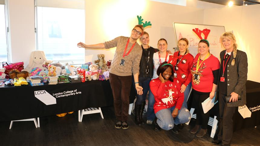 LCCA supports Metropolitan Police 'Christmas Tree' charity event