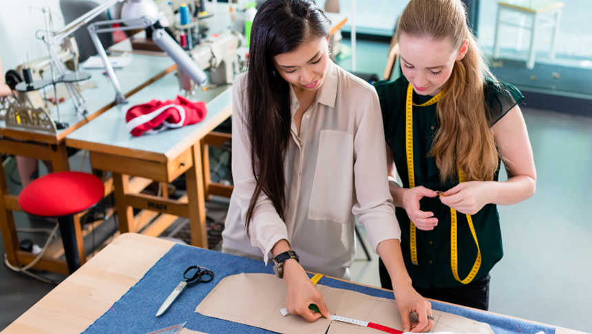 What Should You Do After A Diploma In Fashion Design Course Lcca Blog