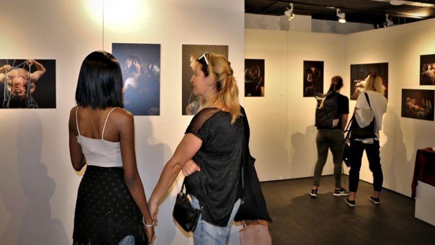 LCCA hosts Johan Gay's photography exhibition