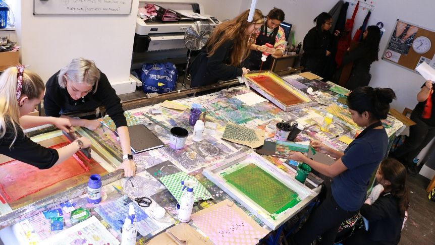 Is Fashion And Textile Design A Good Career Choice Lcca