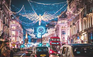What's on in London – December 2020